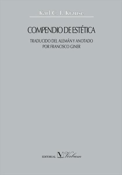 COMPENDIO DE ESTÉTICA