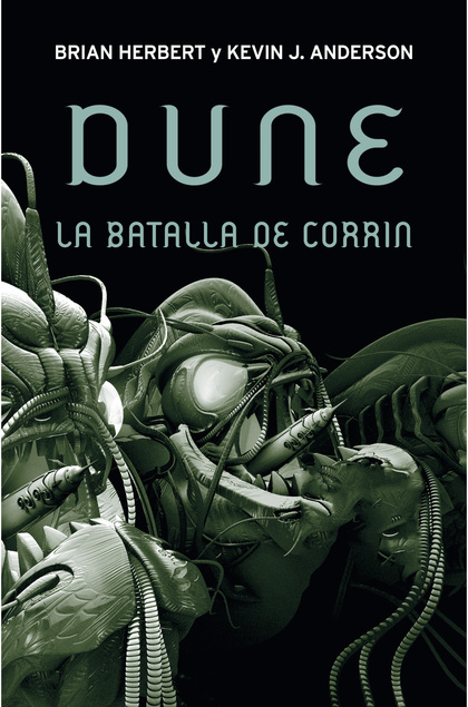 LA BATALLA DE CORRIN (LEYENDAS DE DUNE 3).