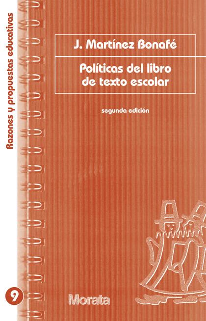 POLÍTICA DEL LIBRO DE TEXTO EXCOLAR