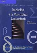 INICIACIÓN A LA MATEMÁTICA UNIVERSITARIA: CURSO DE MATEMÁTICAS