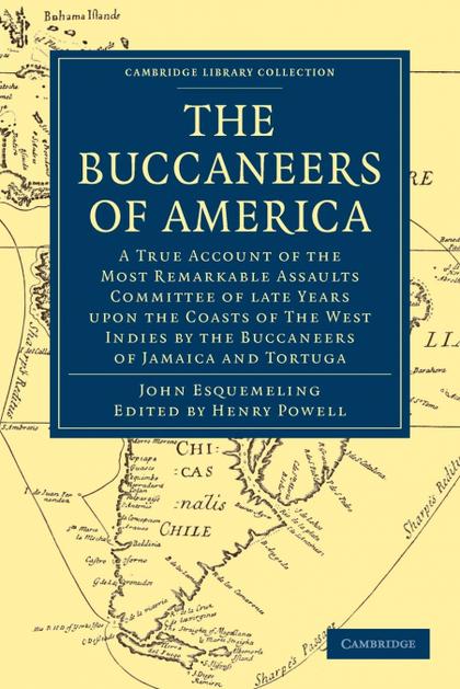 THE BUCCANEERS OF AMERICA