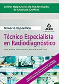 TÉCNICOS ESPECIALISTAS DE RADIODIAGNÓSTICO, CENTROS HOSPITALARIOS DE ALTA RESOLUCIÓN DE ANDALUC
