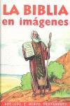 LA BIBLIA EN IMÁGENES.
