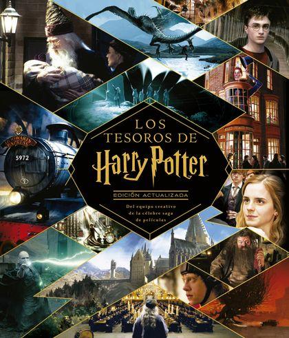 LOS TESOROS DE HARRY POTTER. EDICION ACTUALIZADA.