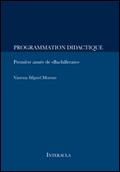 PROGRAMMATION DIDACTIQUE : PREMIÈRE ANNÉE DE BACHILLERATO