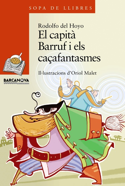 EL CAPITÀ BARRUF I ELS CAÇAFANTASMES