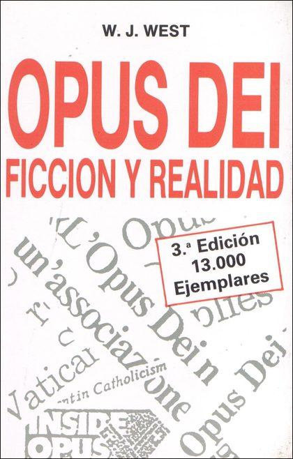 OPUS DEI FICCION Y REALIDAD