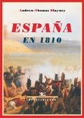 ESPAÑA EN 1810 : MEMORIAS DE UN PRISIONERO DE GUERRA INGLÉS