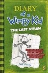 DIARY OF A WIMPY KID THE LAST STRAW. THE LAST STRAM