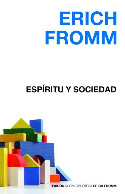ESPÍRITU Y SOCIEDAD