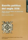 ESCRITS POLÍTICS DEL SEGLE XVII, TOM II.