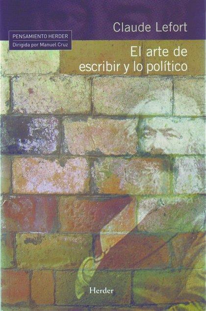 EL ARTE DE ESCRIBIR Y LO POLÍTICO