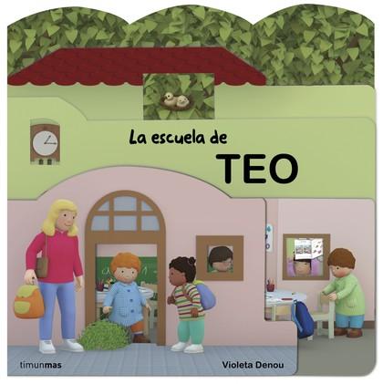 LIBROS ESPECIALES DE TEO. LA ESCUELA DE TEO