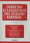 DERECHO ECLESIÁSTICO DEL ESTADO ESPAÑOL, 6ª ED.