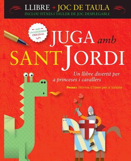 JUGA AMB SANT JORDI