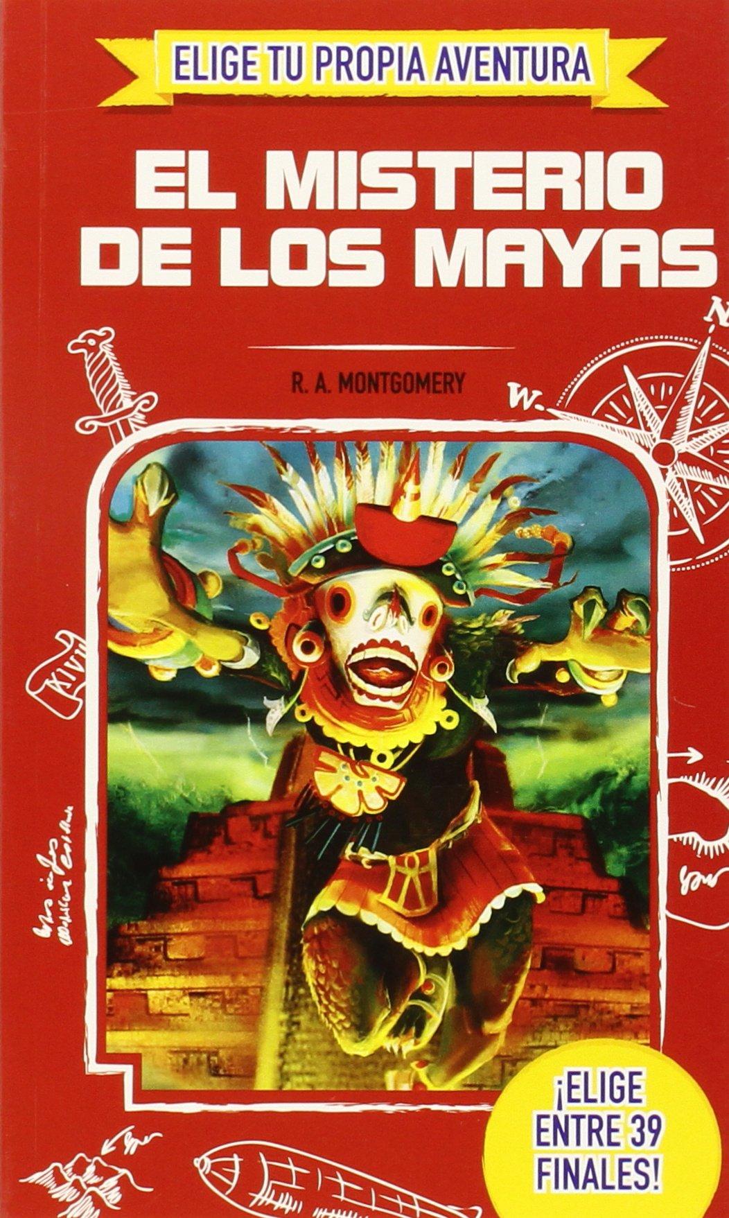EL MISTERIO DE LOS MAYA.