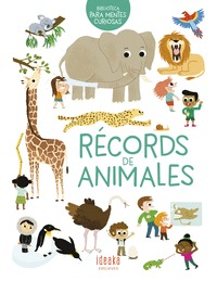 RÉCORDS DE ANIMALES
