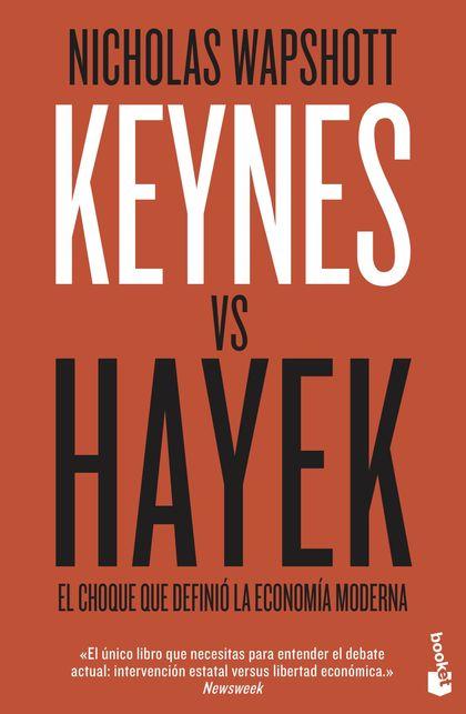 KEYNES VS HAYEK.