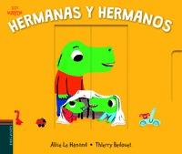 HERMANAS Y HERMANOS