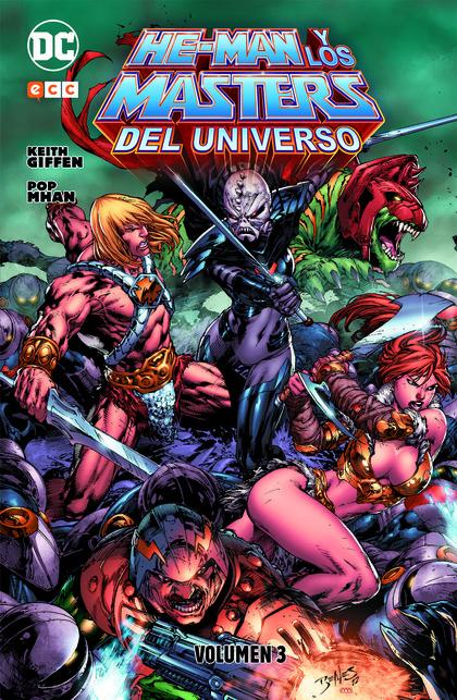 HE-MAN Y LOS MASTERS DEL UNIVERSO 03