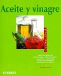 ACEITE Y VINAGRE COCINA FACIL