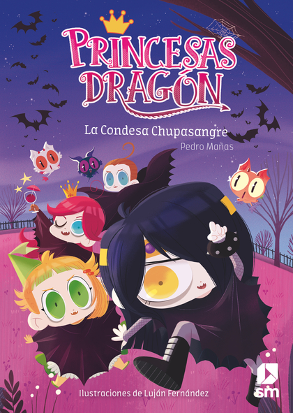 PRINCESAS DRAGON 9 LA CONDESA CHUPASANGRE