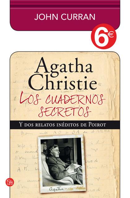 LOS CUADERNOS SECRETOS DE AGATHA CHRISTIE (6?) (BOLSILLO).