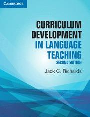 CURRICULUM DEVELOPMENT IN LANGUAGE TEACHING 2ND EDITION