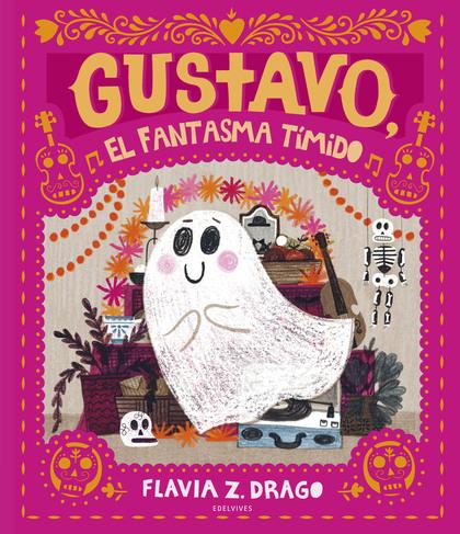 GUSTAVO EL FANTASMA TIMIDO.