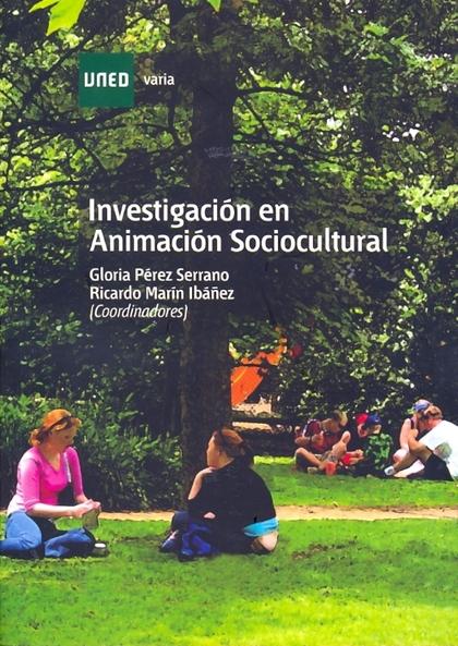 REF 37064PB01 Investigación en la animación socio-cultural
