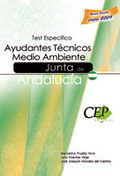 AYUDANTES TÉCNICOS MEDIO AMBIENTE JUNTA DE ANDALUCÍA. TEST ESPECÍFICO. JUNTA ANDALUCIA