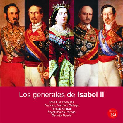 LOS GENERALES DE ISABEL II.