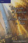 VALORACIÓN DE EMPRESAS Y GESTIÓN BASADA EN VALOR