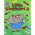 LITTLE ELEPHANT 2+2CD PUPILS BOOK