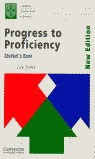 PROGRESS TO PROFICIENCY STUDENTS BOOK