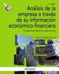 ANÁLISIS DE LA EMPRESA A TRAVÉS DE SU INFORMACIÓN ECONÓMICO-FINANCIERA : FUNDAMENTOS TEÓRICOS Y