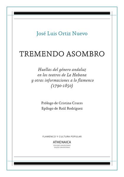TREMENDO ASOMBRE