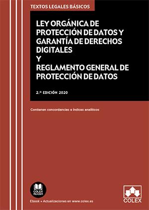 CÓDIGO LOPD-GDD Y RGPD                                                          LEY ORGÁNICA DE