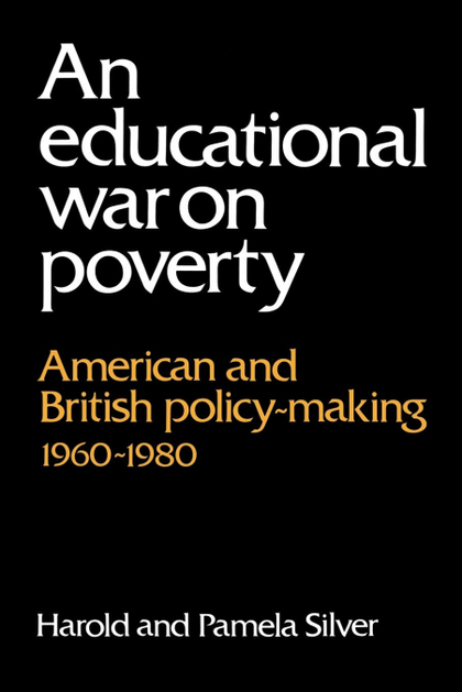 AN EDUCATIONAL WAR ON POVERTY