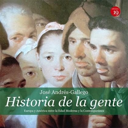 HISTORIA DE LA GENTE EUROPA Y AMERICA ENTRE LA EDAD MODERNA