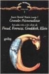 Grandes psicoanalistas Vol. I