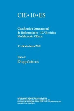 CIE-10. CLASIFICACIÓN INTERNACIONAL DE ENFERMEDADES 2 TOMOS 10ª REVISIÓN