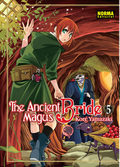THE ANCIENT MAGUS BRIDE 05.
