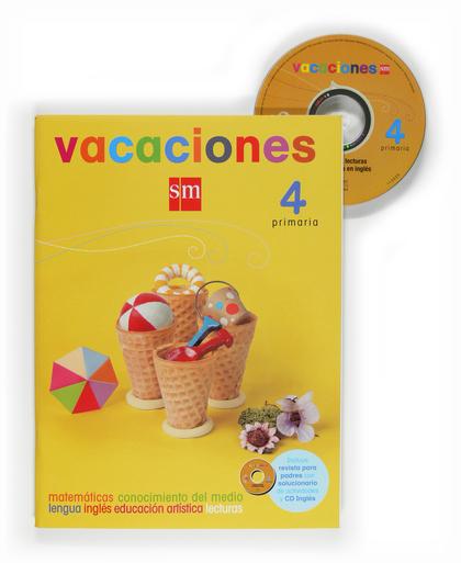 VACACIONES 4º EP- 08.