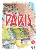 CARNET DE VOYAGE PARIS.