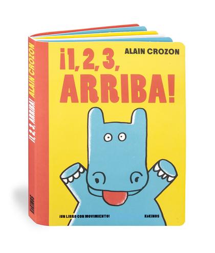 ¡1,2,3, ARRIBA! = 1,2,3, GYM!