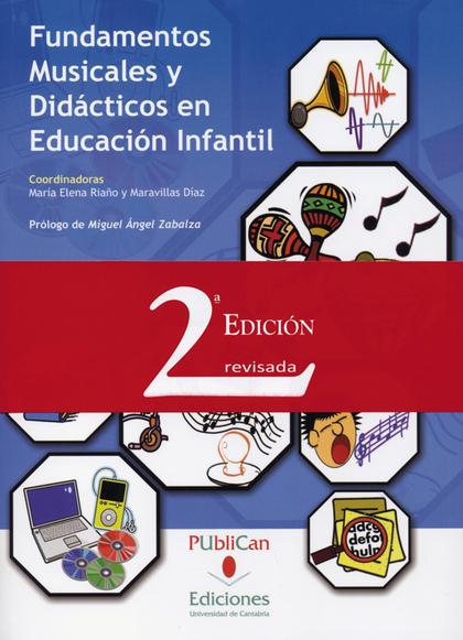 FUNDAMENTOS MUSICALES Y DIDÁCTICOS EN EDUCACIÓN INFANTIL