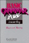 BASIC GRAMMAR IN USE (ANSWER KEY).