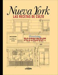 NUEVA YORK. LAS RECETAS DE CULTO (TAPA BLANDA)