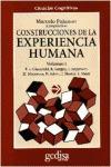 CONSTRUCCION DE LA EXPERENCIA HUMANA VOL.I